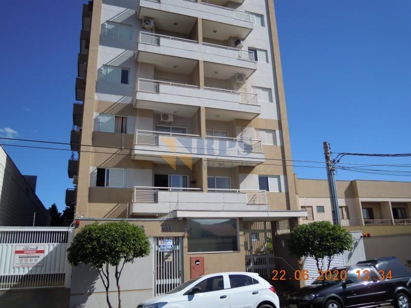 Apartamento - Vila Tibério - Ribeirão Preto