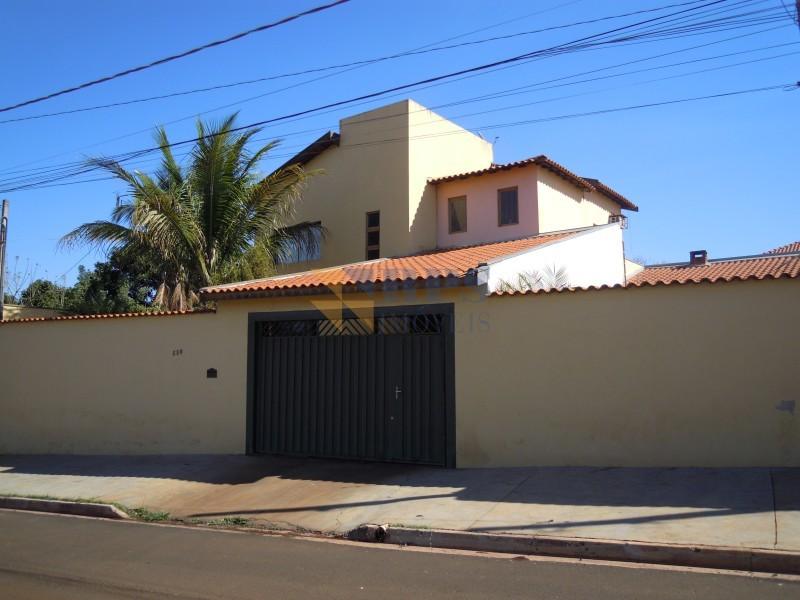 Casa - Jardim Recreio - Ribeirão Preto