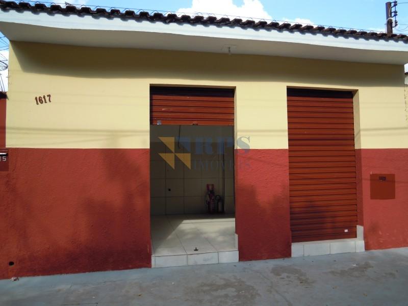 Salão Comercial - Vila Virginia - Ribeirão Preto