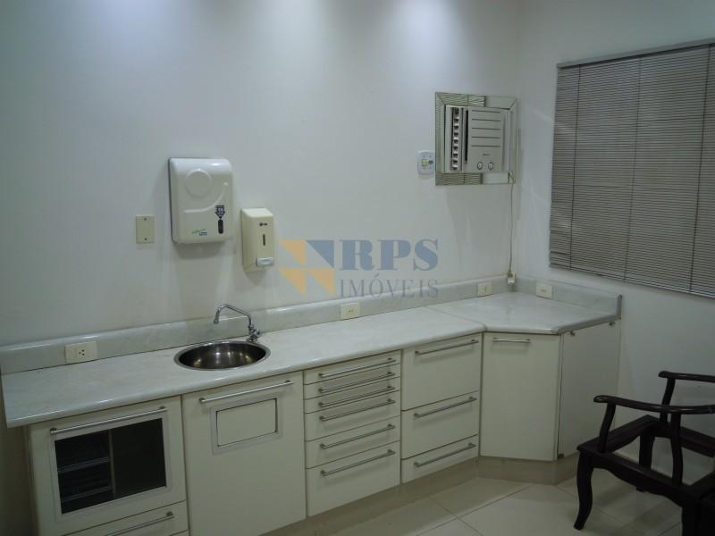 RPS Imóveis - Imobiliária em Ribeirão Preto - Grupo RPS - Gamol Construtora SP - Sala Comercial - Vila Virginia - Ribeirão Preto