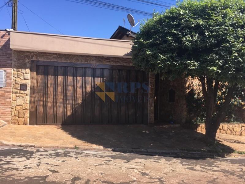 Casa - Adão Do Carmo - Ribeirão Preto